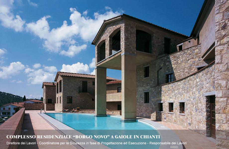 Borgo Novo di Gaiole in Chianti