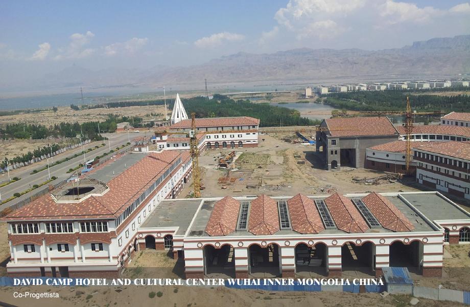 David Camp Hotel, Wuhai, Inner Mongolia, Cina