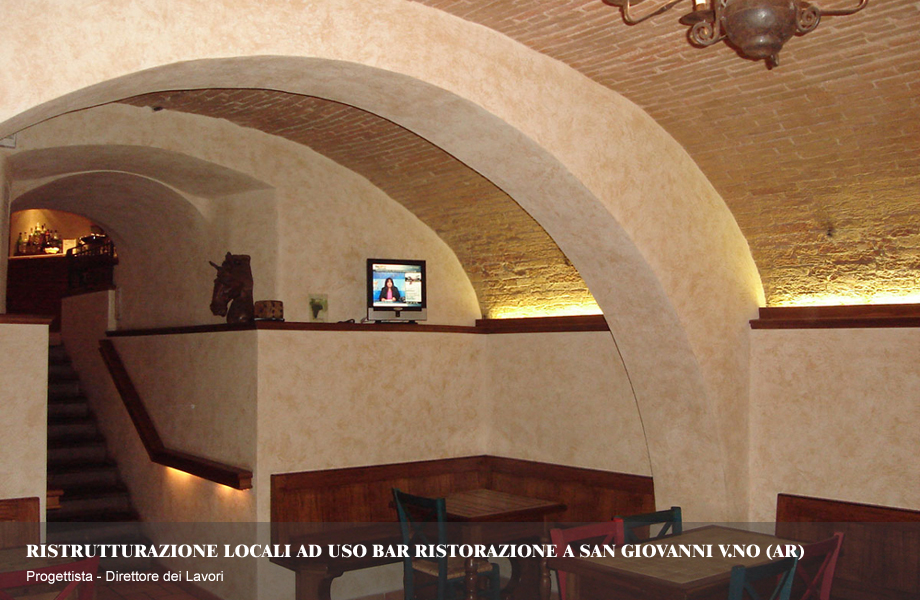 Brancaleone Risto-Bar a San Giovanni Valdarno