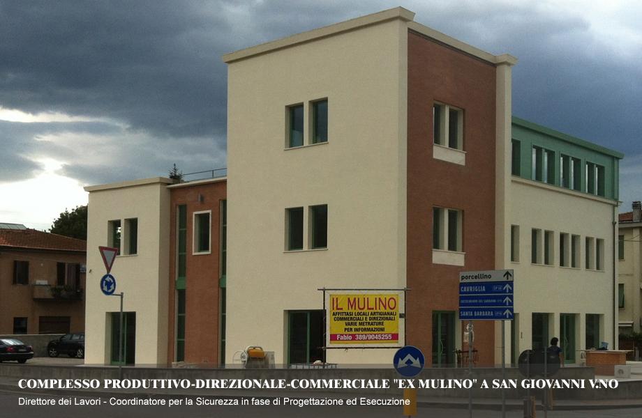Il Mulino, Centro Commerciale-Artigianale-Direzionale a San Giovanni Valdarno