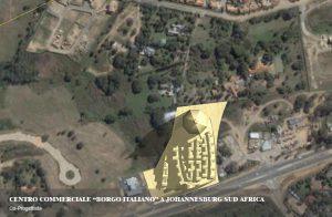 Borgo Italiano a Johannesburg, Sud Africa