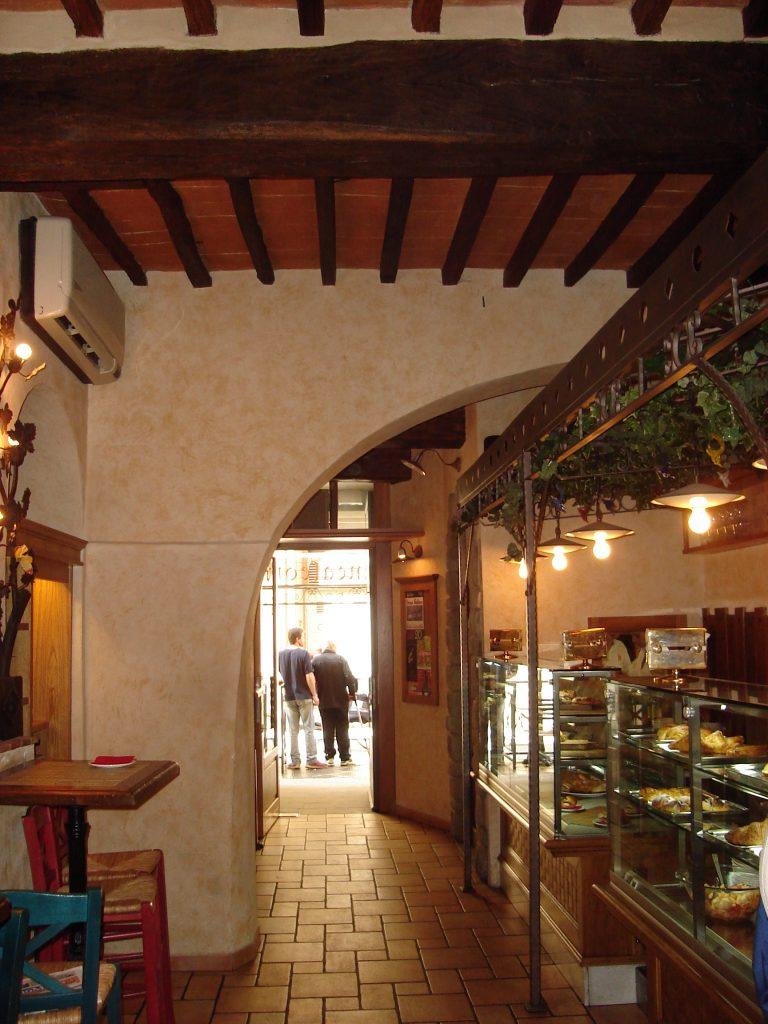 Ristrutturazione Bar Ristorante a San Giovanni Valdarno