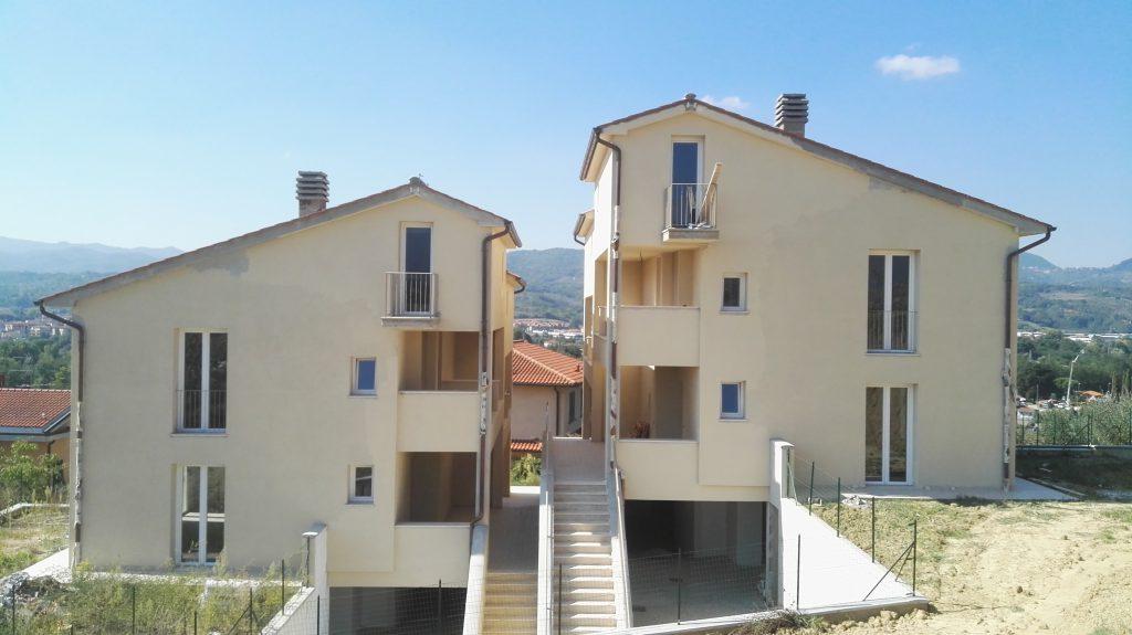 Nuova costruzione a Reggello in località Matassino