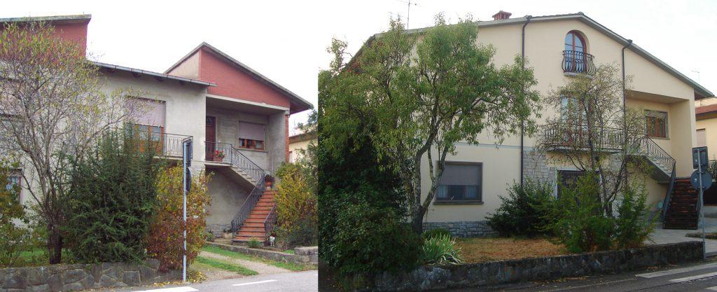 Ristrutturazione villa a San Giustino Loro Ciuffenna