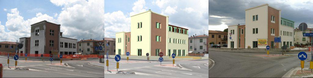 Centro direzionale commerciale artigianale a San Giovanni Valdarno